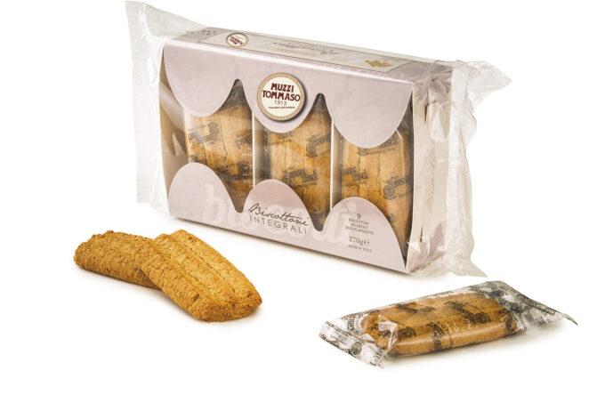 Biscottoni Integrali Tommaso Muzzi Colazione