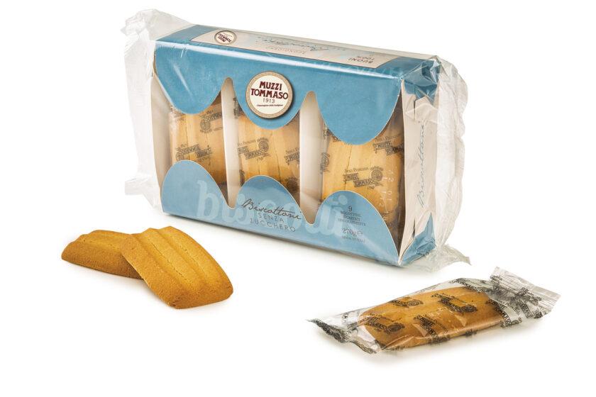 Biscottoni senza zucchero Tommaso Muzzi colazione