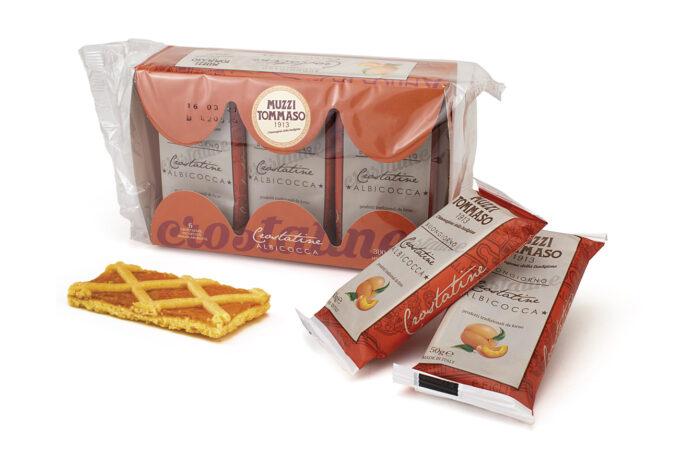 Crostatine Albicocca Tommaso Muzzi colazione